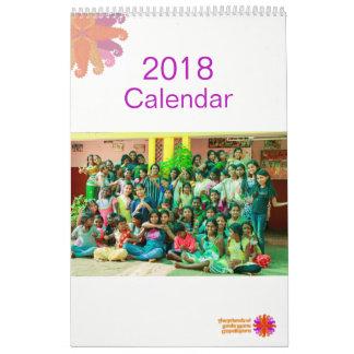 Baale Mane Calendar 2018