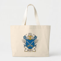 Baalen Family Crest Bag
