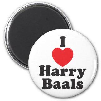 """Baals de Harry del """"corazón I"""" Imán Redondo 5 Cm"""