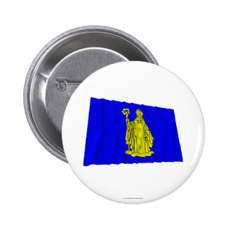 Baarle-Hertog Waving Flag Buttons