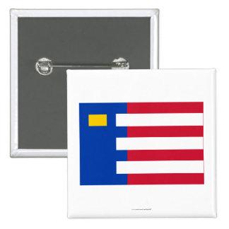 Baarle-Nassau Flag Button