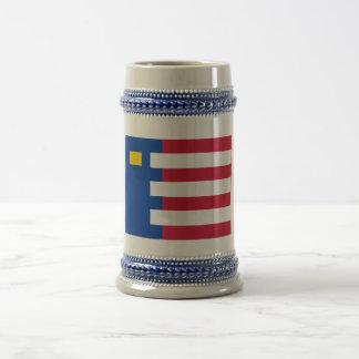 Baarle-Nassau Flag Mugs