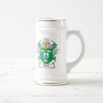 Baars Family Crest Mug
