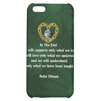 Baba Dioum Quote iPhone 5C Covers