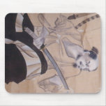 Baba Nobufusa-Samurai Mouse Pads