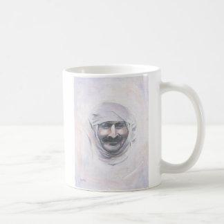 Baba with turban mug