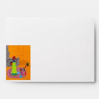 Baba Yaga Envelopes