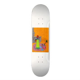 Baba Yaga Skateboard