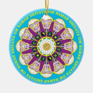 Babaji Christmas Ornament