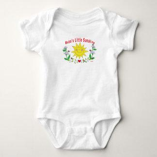 Baba's Little Sunshine Tee Shirt