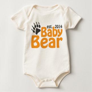 Babay Bear New Baby Born in 2014 Baby Bodysuit