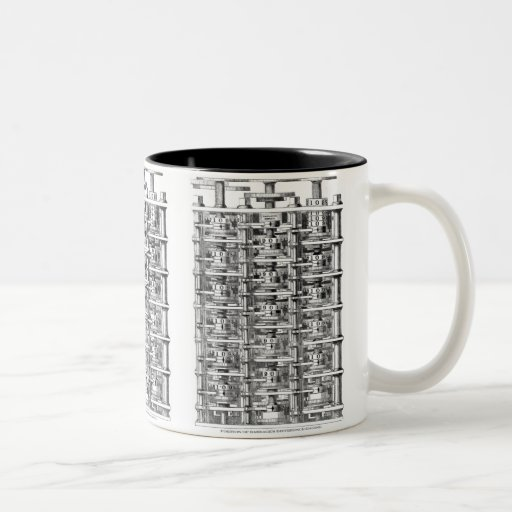 Babbage Difference Engine Coffee Mug