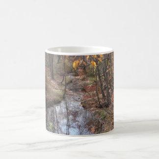 Babbling Brook Classic White Coffee Mug