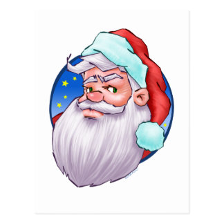 Babbo Natale Postcard