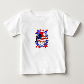 Babby Apparel, Mexican American Baby T-Shirt