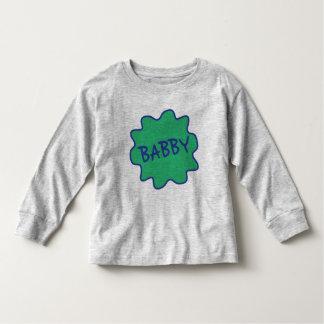Babby, Lanacshire Slang Toddler Tee Shirt