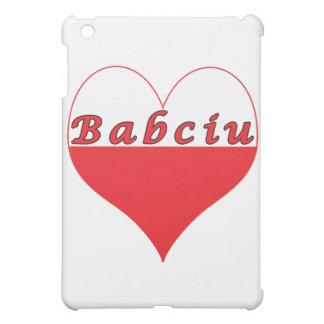 Babciu Polish Heart iPad Mini Cases