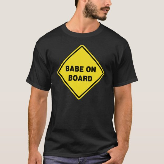 Babe On Board T-Shirt