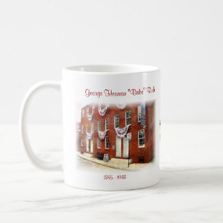 Babe Ruth - Basball Coffee Mug