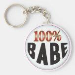 Babe Tag Keychains