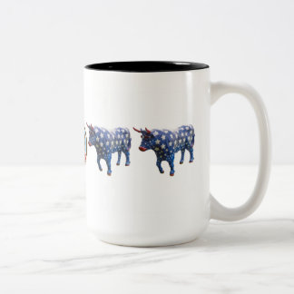 """Babe the Blue Star Ox"" 15 oz mug"