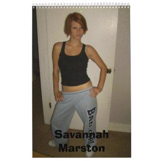 babee, sabana Marston Calendarios