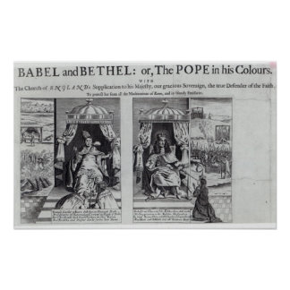 Babel and Bethel Print