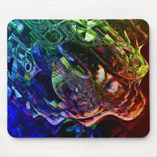 Babel Fish Mouse Pad