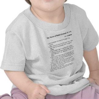 Babel in Yiddish Tshirt