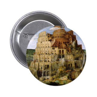 BABEL Working Group 2 Inch Round Button