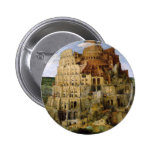 BABEL Working Group Pinback Button