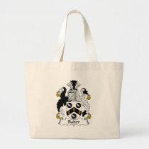 Baber Family Crest Bag