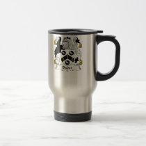 Baber Family Crest Mug