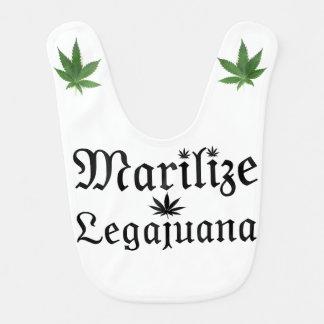 Babero de Marilize Legajuana