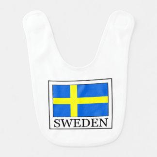 Babero de Suecia