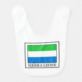 Babero del Sierra Leone