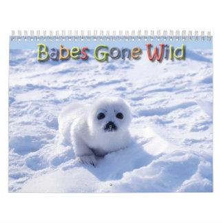 Babes Gone Wild Animals 2009 - 2010 Calendars