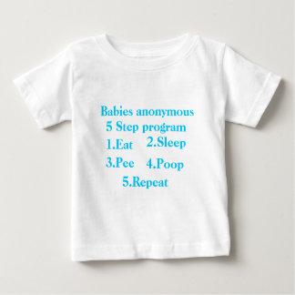Babies anonymous-5 Step program-1 Infant T-shirt