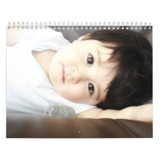 Babies -  Boys and Girls Wall Calendars