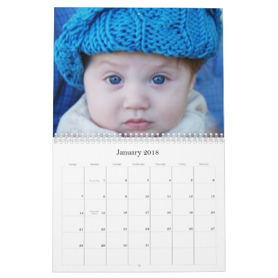 Babies Calendar 2012