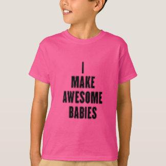 BABIES Design T-Shirt