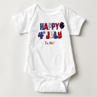 Babies first 4th of July Independenece day Shirt