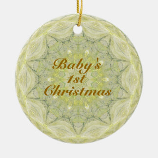 BABIES FIRST CHRISTMAS ORNAMENT