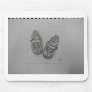 Babies first shoes.jpg mouse pad