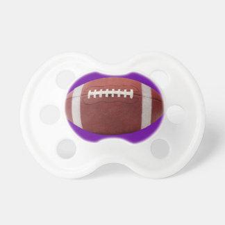 Babies Football Pacifier BooginHead Pacifier