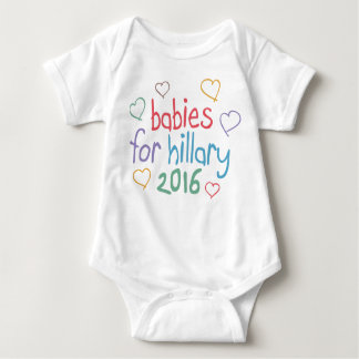 Babies for Hillary 2016 Baby Bodysuit