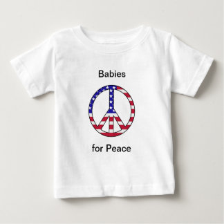 Babies for Peace Baby T-Shirt