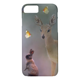 Babies forest fantasy iPhone 7 case