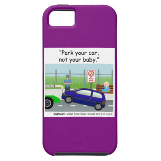 Babies in Cars iPhone SE/5/5s Case