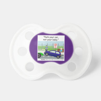Babies in Cars Pacifier